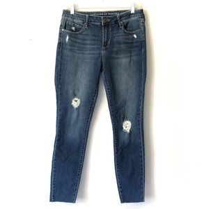 NWOT Articles Of Society Skinny Distressed…